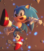 Sonic the Hedgehog (Classic) in Sonic Forces