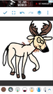 Stanley as White-Tailed Deer