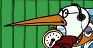 Stork in hugo lek och lar 2 den magiska resan