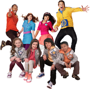 The Fresh Beat Band and The Junior Beats