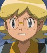 Clemont in Pokemon the Movie Diancie and the Cocoon of Destruction