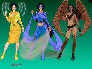 Disney Princess Superheroes 2