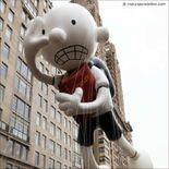 Greg Heffley balloon