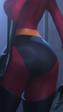 Helen Parr's Butt Tribute