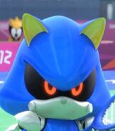 Metal Sonic in Mario and Sonic at the London 2012 Olympic Games