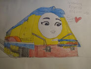 Mommy rebecca and her new born baby by hamiltonhannah18 deo9sqs-fullview