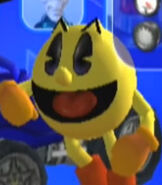 Pac-Man in Pac-Man World Rally