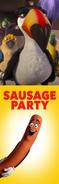 Rafael Hates Sausage Party