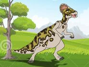 Rileys Adventures Corythosaurus