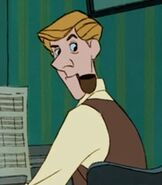 Roger Radcliffe in One Hundred and One Dalmatians