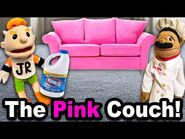 SML Movie- The Pink Couch!