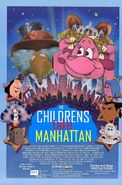 The Childrens Take Manhattan Poster