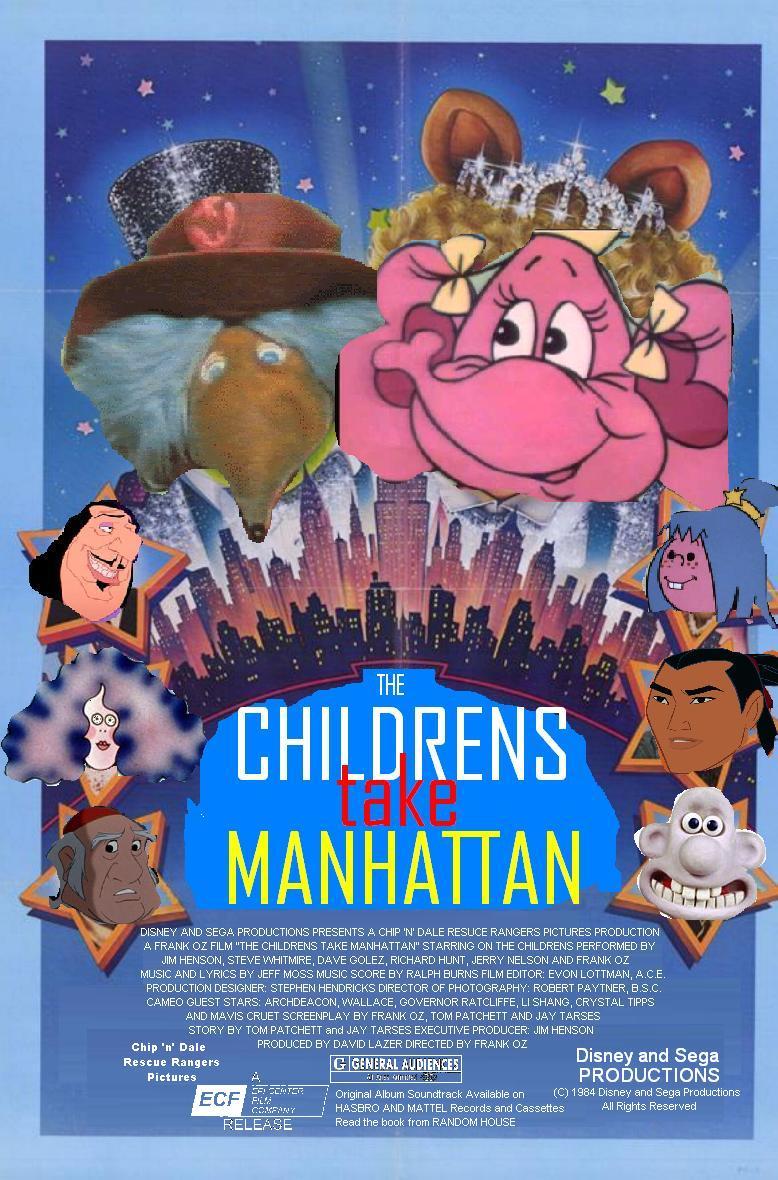 The Childrens Take Manhattan