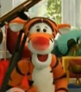 Tigger in The Book of Pooh