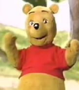 Winnie the Pooh in Welcome to Pooh Corner