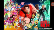 Bugs and Daffy Meets Wreck It Ralph Poster.webp
