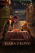 Kiara and the Kovu (2019) Poster