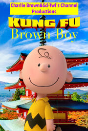 Kung Fu Brown Boy Poster.jpg