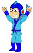 Mega Man (CW)