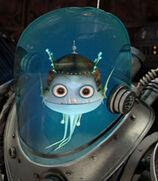 Minion in Megamind