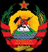 Emblem of Mozambique