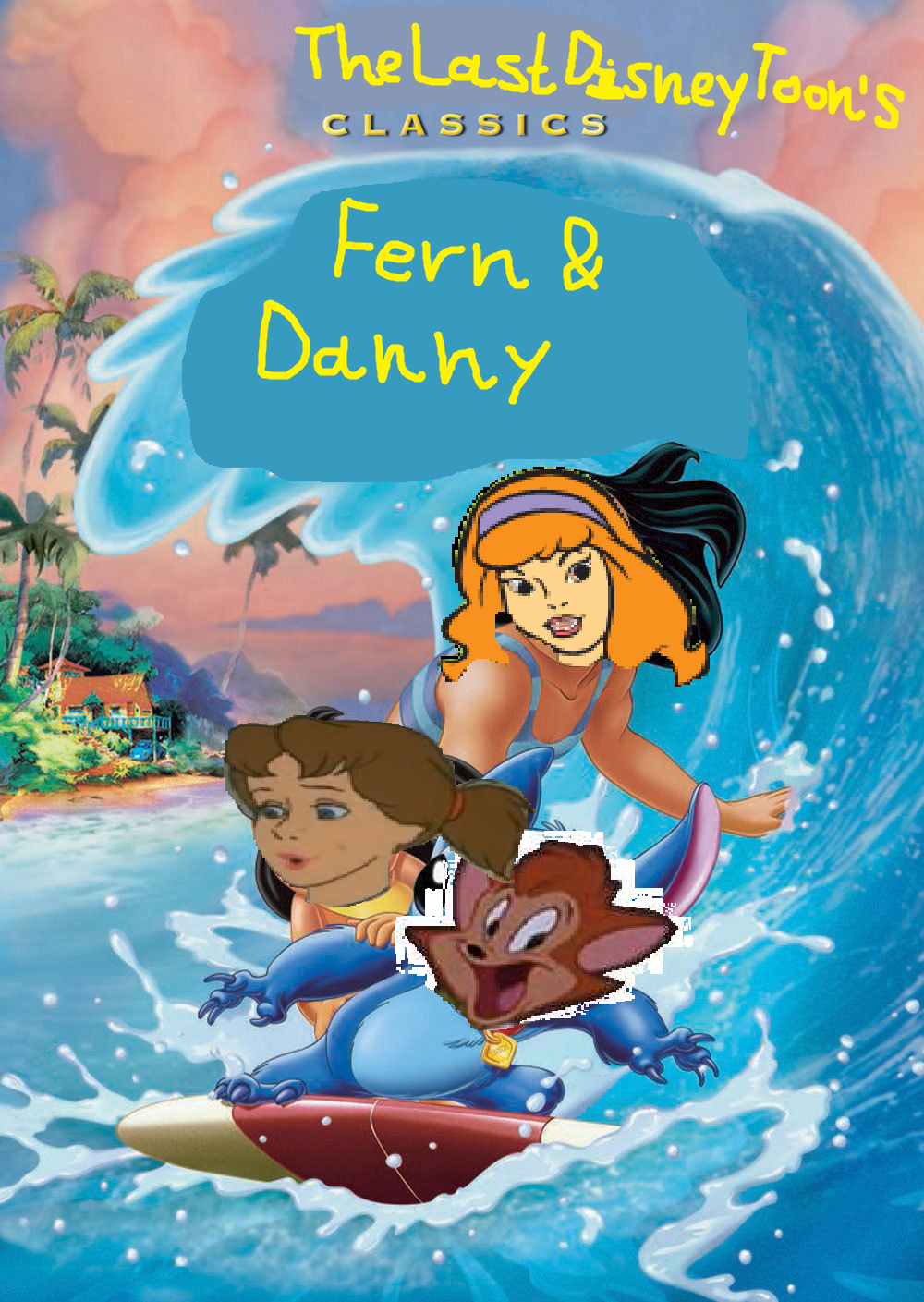 Fern and Danny