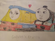 Gordon and rebecca together by hamiltonhannah18 ddvisvo-fullview