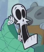 Grim Reaper Screaming