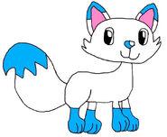 Frost The Arctic Fox