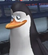 Kowalski in The Penguins of Madagascar - Dr. Blowhole Returns Again