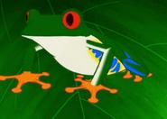 MSB Rides Again Tree Frog