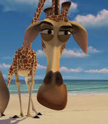 Melman in Madagascar