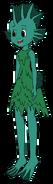 Patty Spacebot fish creature form hoteltransylvania in thespacebotsadventuresseries