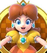 Princess Daisy in Mario Party Star Rush