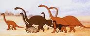 Simba the king lion sauropods