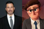 Ted Templeton (Voiced by Jimmy Kimmel)