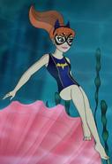 Batgirl swimsuit DCSHG 3