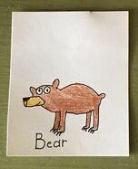 Bear Begins With B