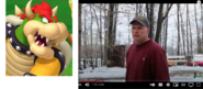 Bowser vs Psycho Dad