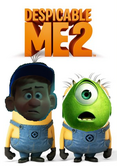 Despicable me 2 jimmyandfriends style poster