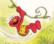 Elmo-tarzan