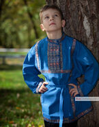Excellent-russia-for-children-boys-cotton-russian-shirt-rusclothing-com