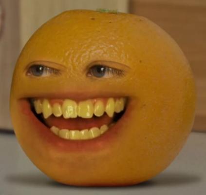 The Annoying Orange Returns