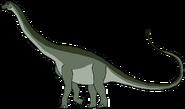 Jack Spacebot alamosaurus form dinosaur in thespacebotsadventuresseries