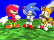 Knuckles sonic tail imrpressions