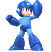 Mega Man smash bros