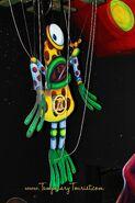One Eyed Alien