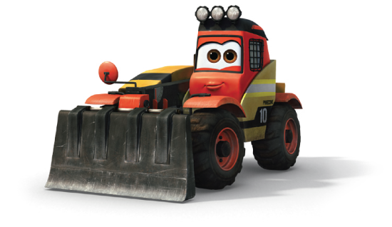 Pinecone (Planes: Fire and Rescue)