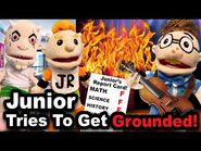 SML Movie- Junior Tries To Get Grounded!