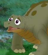 Spike in The Land Before Time 9 Journey to Big Water